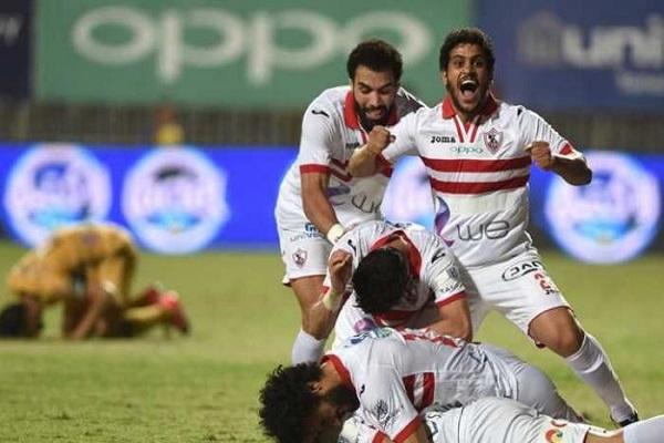 الزمالك يهزم الاسماعيلي برباعية وتأهل إلى نهائي كأس مصر