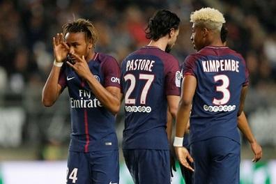 باريس سان جرمان يتعثر قبل نهائي الكأس