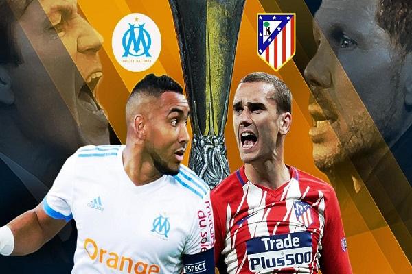 لقب الدوري الأوروبي بين أتلتيكو مدريد المرشح و