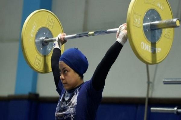 ميدالية سارة سمير الأولمبية تعبد درب المصريات نحو رفع الأثقال