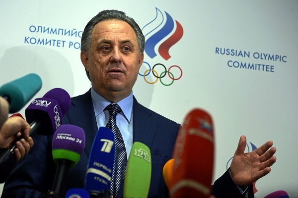 استبعاد موتكو من الملف الرياضي في الحكومة الروسية الجديدة
