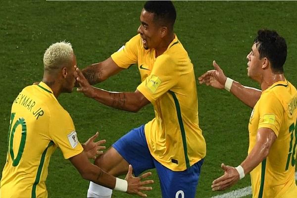 البرازيل الأوفر