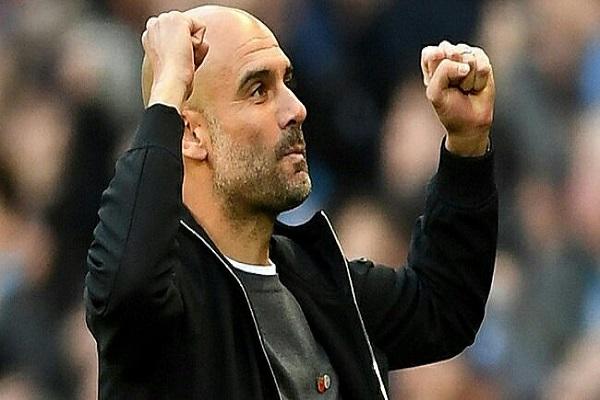 سيتي يكافىء الموسم الاستثنائي لغوارديولا بعقد جديد حتى 2021
