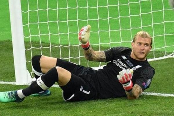كاريوس ارتكب خطأين في نهائي دوري أبطال أوروبا