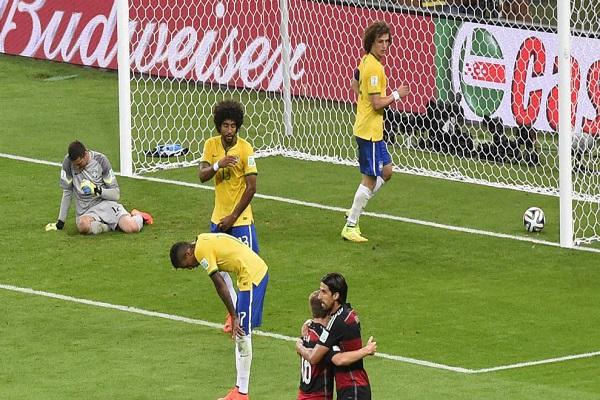 شباك المباراة التاريخية بين ألمانيا والبرازيل ستباع لأسباب خيرية