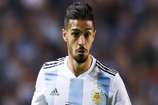 إصابة في الركبة تبعد لانزيني عن منتخب الأرجنتين
