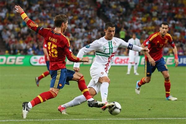 أبرز المواجهات السابقة بين إسبانيا والبرتغال