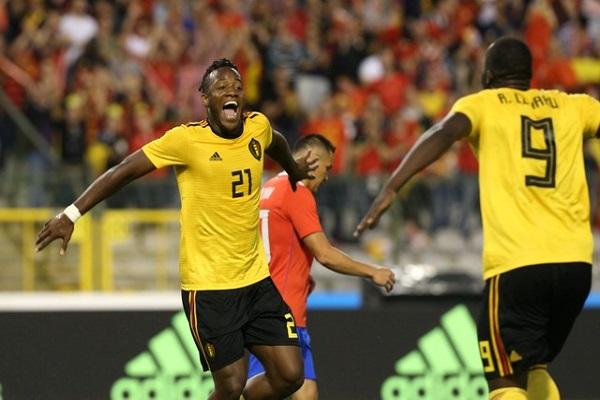 بلجيكا تنهي استعداداتها بقوة بفضل لوكاكو