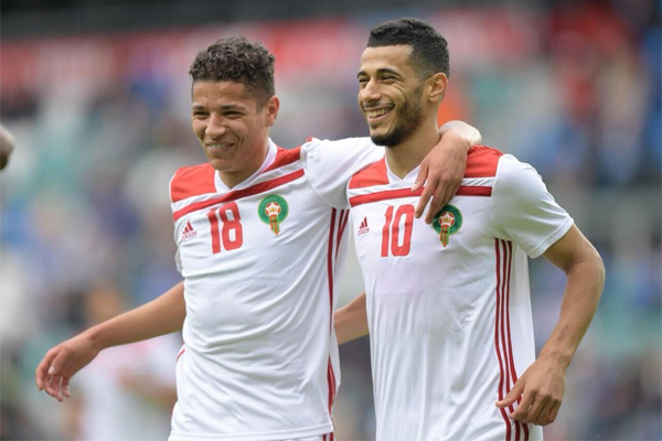 فرحة مغربية بالانتصار