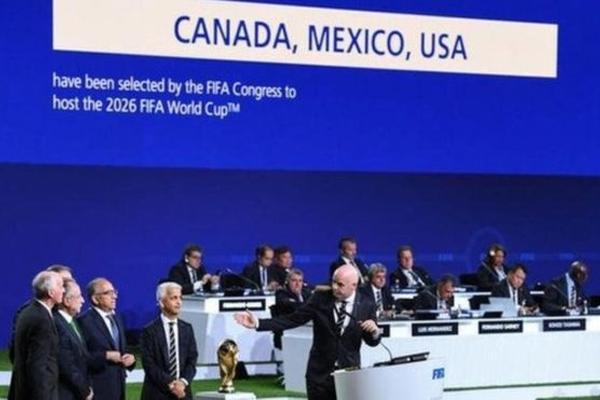 مونديال 2026 سيكون أكبر بطولة لكأس العالم على الإطلاق بعد زيادة عدد الفرق المشاركة إلى 48.