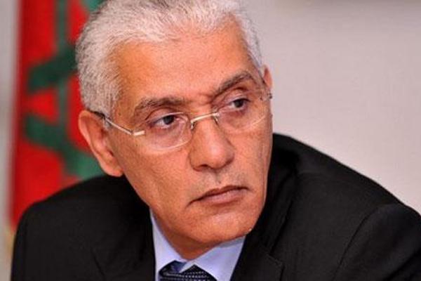 وزير الشباب والرياضة المغربي رشيد الطالبي العلمي