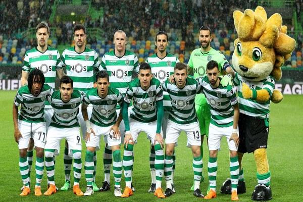 ازمة سبورتينغ لشبونة تتفاقم بعد فسخ اربعة لاعبين جدد عقودهم