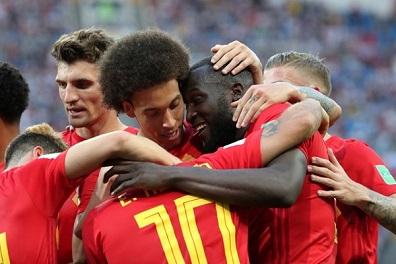 لوكاكو يقود بلجيكا إلى الفوز على بنما بثلاثية