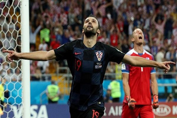 أرقام من فوز كرواتيا على آيسلندا