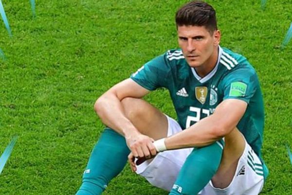 هذه أول مرة تخرج فيها ألمانيا من الدور الأول لكأس العالم منذ مونديال 1938