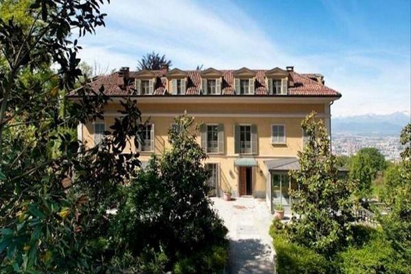 صورة متداولة للمنزل الذي اشتراه رونالدو في تورينو