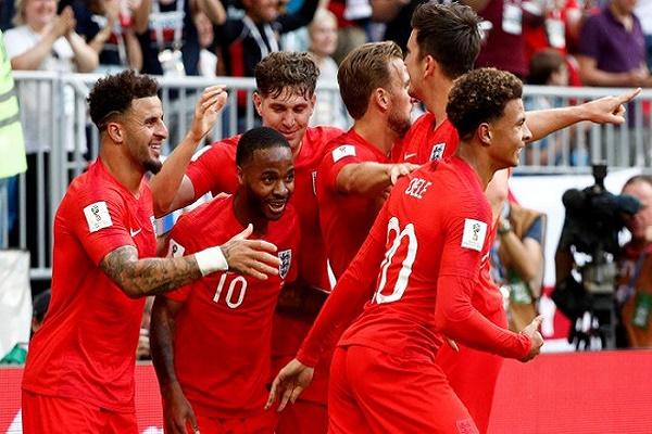إنكلترا تتخطى السويد بثنائية وتتأهل إلى نصف نهائي مونديال روسيا