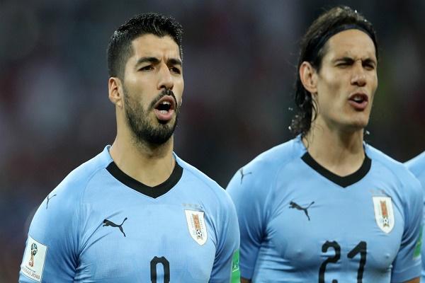 منتخب الأوروغواي ليس فقط سواريز وكافاني