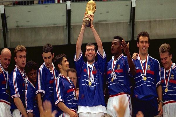 أين أصبح لاعبو منتخب فرنسا أبطال مونديال 1998؟