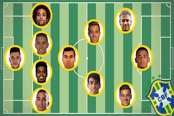 جماهير البرازيل تختار منتخبها في كأس العالم 2022