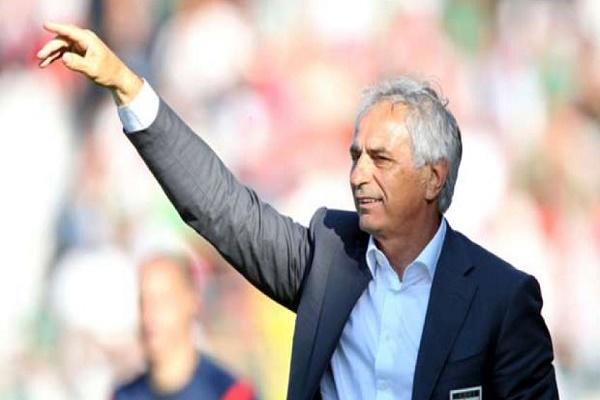 خليلودزيتش يؤكد تواصله مع الاتحاد الجزائري دون التوصل لاتفاق بعد