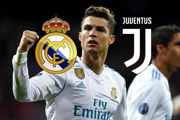 ريال مدريد يعلن رحيل رونالدو إلى يوفنتوس