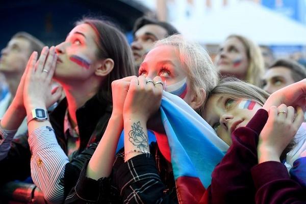 الشغف الروسي يتراجع بعد توديع المونديال