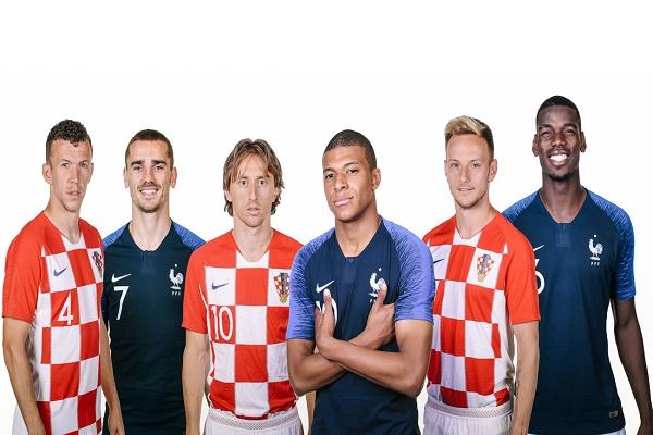 كأس العالم بين خبرة فرنسا وعزيمة كرواتيا