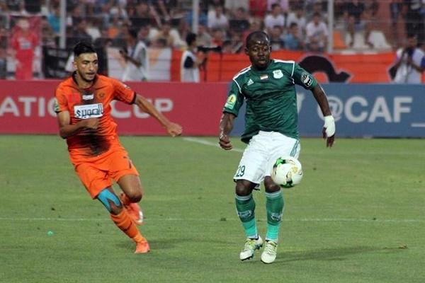 نهضة بركان والمصري يقتربان من ربع نهائي كأس الاتحاد الإفريقي