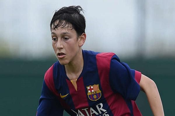 أرسنال يضم الناشئ لوبيز من برشلونة