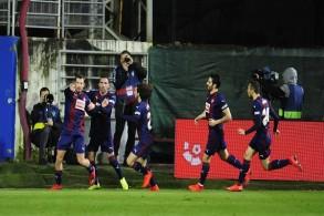 إيبار يتخلص من لعنة ريال مدريد في الدوري الإسباني