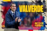 برشلونة يمدد عقد مدربه فالفيردي