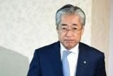 رئيس اللجنة الأولمبية اليابانية تسونيكازو تاكيد