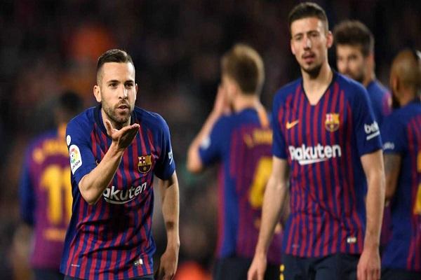 : برشلونة يقطع خطوة جديدة نحو الاحتفاظ باللقب