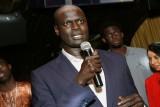 نائب رئيس رابطة دوري كرة السلة الأميركي للمحترفين ورئيس رابطة الدوري الإفريقي لكرة السلة السنغالي أمادو غالو