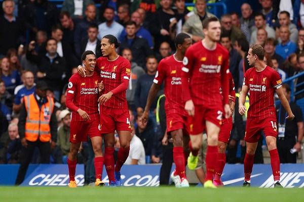 ليفربول يواصل انطلاقته المثالية بفوز ثمين على تشلسي