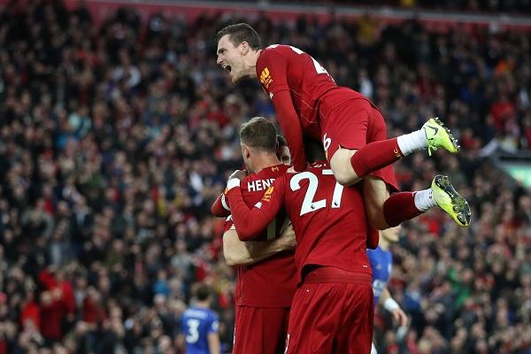 ليفربول يواصل انتصاراته