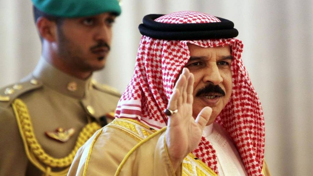 السعودية نيوز |  العاهل البحريني: العلاقات مع إسرائيل هدفها تحقيق السلام