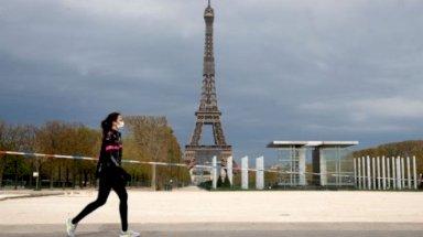 فيروس كورونا: باريس تحظر التمارين الرياضية خارج المنزل نهاراً