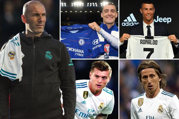 يتجه عقد نادي ريال مدريد الإسباني إلى الإنفراط برحيل اعمدته الرئيسية التي كان لها الدور الكبير في تحقيقه الإنجاز التاريخي