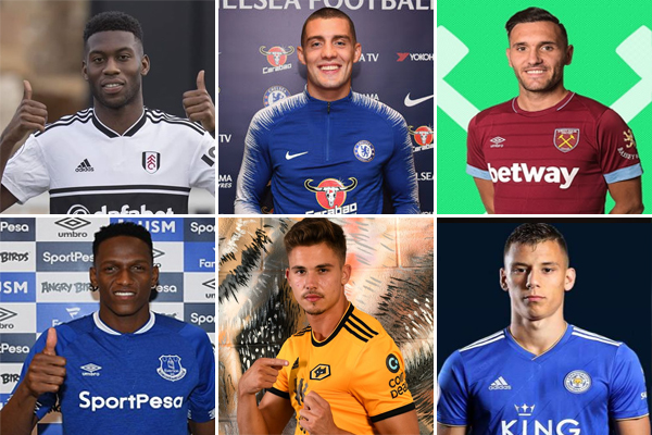 اليوم الأخير من الانتقالات الصيفية الإنكليزية قد عرف إنفاق 128 مليون جنيه استرليني من قبل 13 نادياً تعاقدوا مع 26 لاعباً