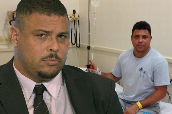 رونالدو اصيب بانفلونزا حادة في إيبيزا أدخلت على اثرها في المستشفى