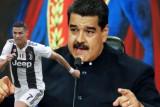مادورو رئيس فنزويلا: رونالدو مثال سيء لدافعي الضرائب