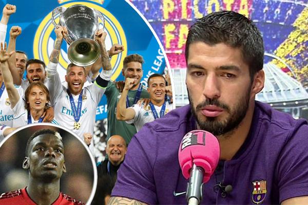 تحدث سواريز عن العديد من من القضايا التي تشغل بال جماهير برشلونة