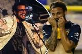 أوزفالدو يكشف سبب تخليه عن كرة القدم من أجل موسيقى الروك