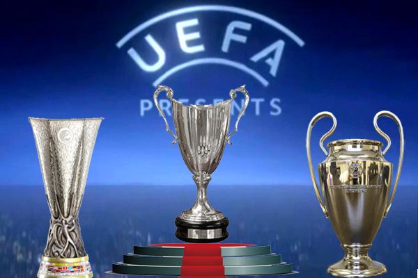 إطلاق مسابقة قارية ثالثة للأندية إلى جانب مسابقتي دوري أبطال أوروبا و الدوري الأوروبي (يوروبا ليغ) .