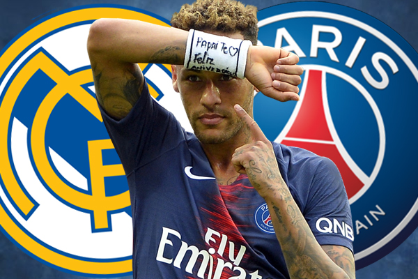 النادي الباريسي ممتعض من الشائعات التي تشير لإمكانية انتقال نيمار إلى ريال مدريد