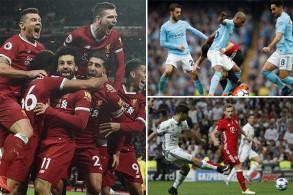في دوري أبطال أوروبا : محمد صلاح الاسرع والسيتي الأكثر إستحواذاً