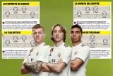 مودريتش- كروس - كاسيميرو ..افضل ثلاثي وسط في تاريخ ريال مدريد