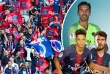جماهير سان جرمان تعتبر الانتقالات الصيفية الماضية الأسوأ في تاريخ النادي